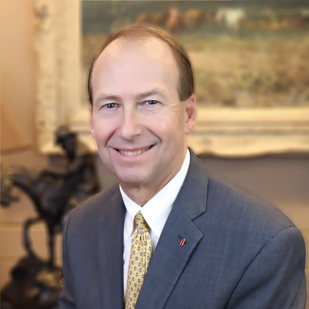 Photo of Kirk Thaxton, Chairman and CEO
