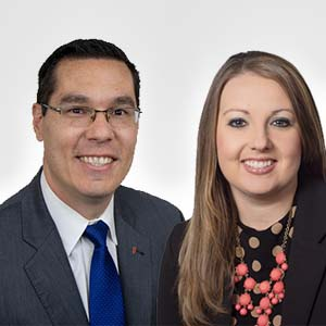 Photo for First Financial Announces Promotion of Bailey to EVP of Abilene and Kanady to Eastland President