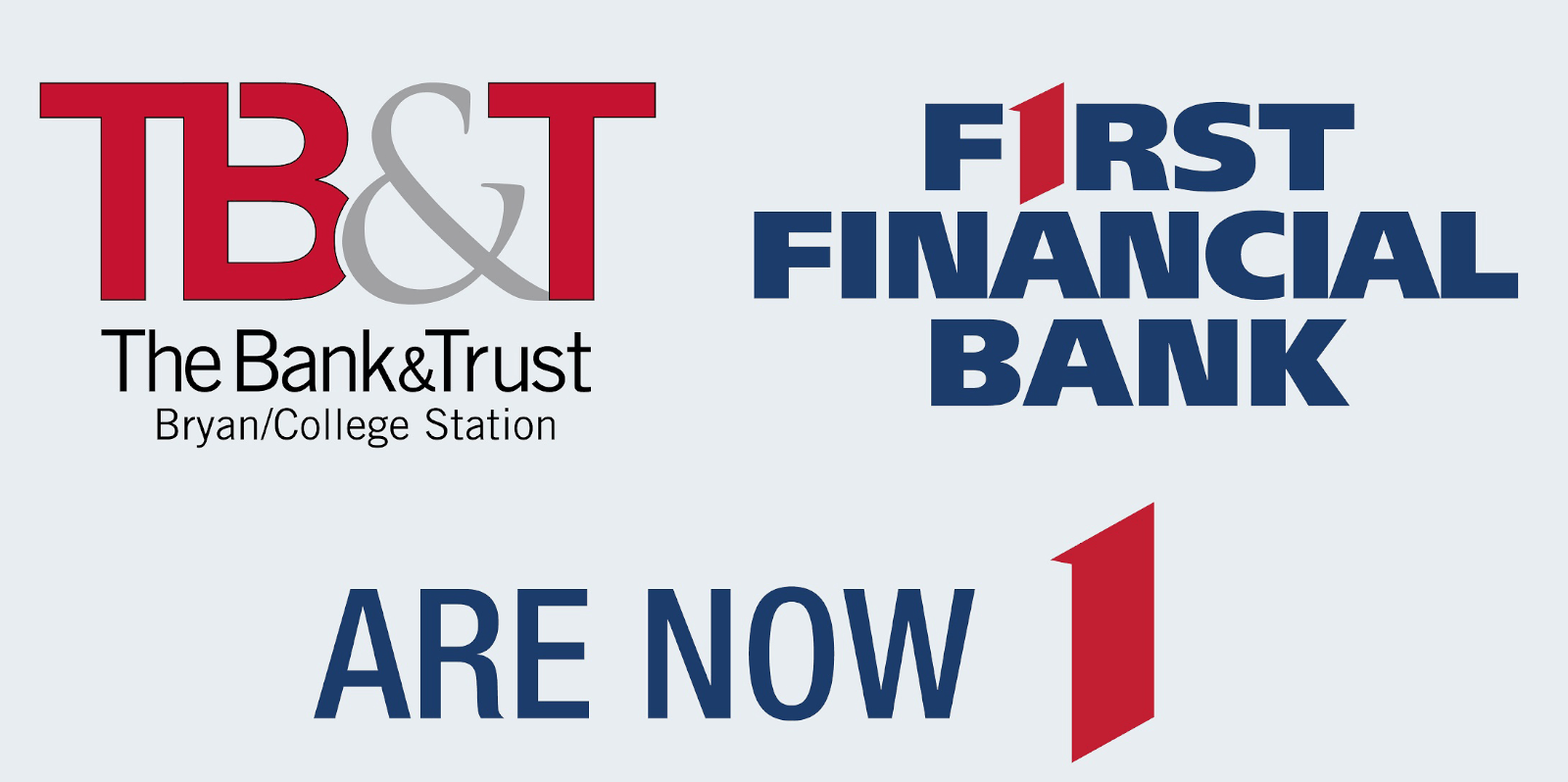 Photo for First Financial Bankshares, Inc. Completes Acquisition of TB&T Bancshares, Inc., Bryan, Texas